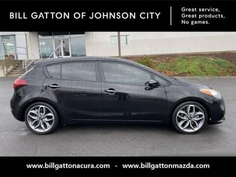 2016 Kia Forte5 for sale at Bill Gatton Used Cars - BILL GATTON ACURA MAZDA in Johnson City TN