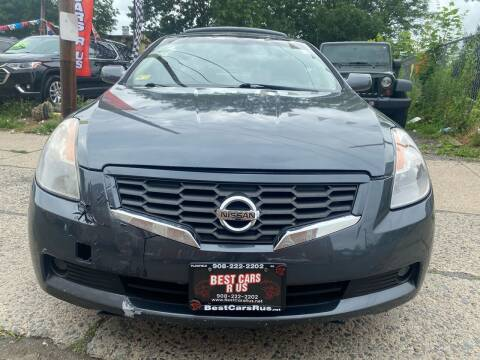 2008 Nissan Altima for sale at Best Cars R Us in Plainfield NJ
