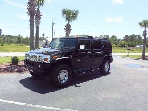 2003 HUMMER H2 for sale at First Choice Auto Inc in Little River SC