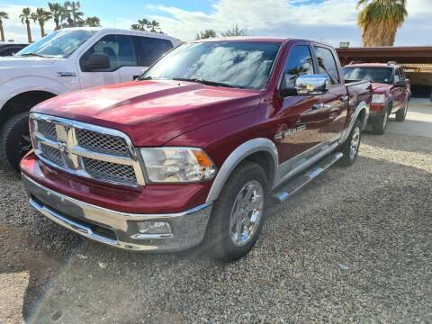 2012 RAM Ram Pickup 1500 for sale at A AND A AUTO SALES in Gadsden AZ