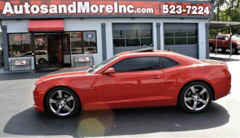 2010 Chevrolet Camaro for sale at Autos and More Inc in Knoxville TN