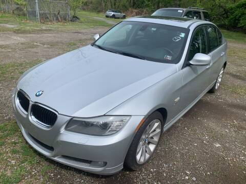 2011 BMW 3 Series for sale at Trocci's Auto Sales in West Pittsburg PA