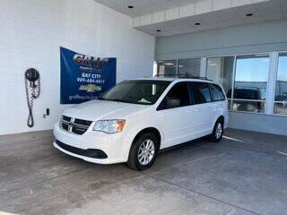 2013 Dodge Grand Caravan for sale at GRAFF CHEVROLET BAY CITY in Bay City MI