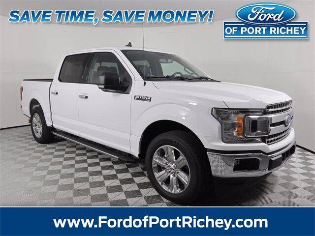 2020 Ford F-150 for sale in Port Richey, FL
