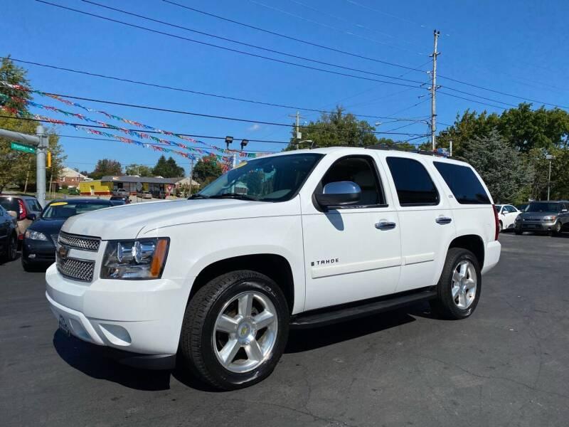 2007 Chevrolet Tahoe for sale at WOLF'S ELITE AUTOS in Wilmington DE