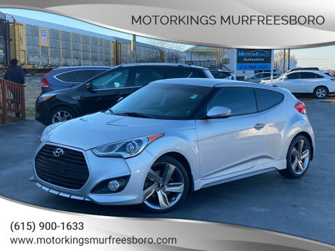 2014 Hyundai Veloster for sale at Motorkings Murfreesboro in Murfreesboro TN