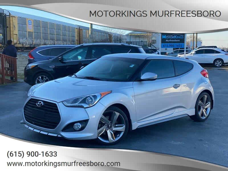 2014 Hyundai Veloster for sale at Motorkings Murfreesboro in Murfreesboro TN