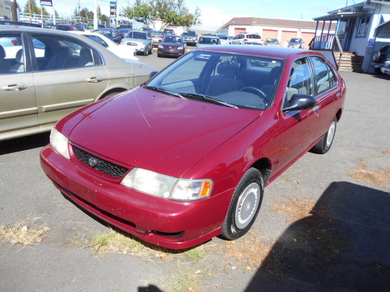 1998 Nissan Sentra for sale at Family Auto Network in Portland OR