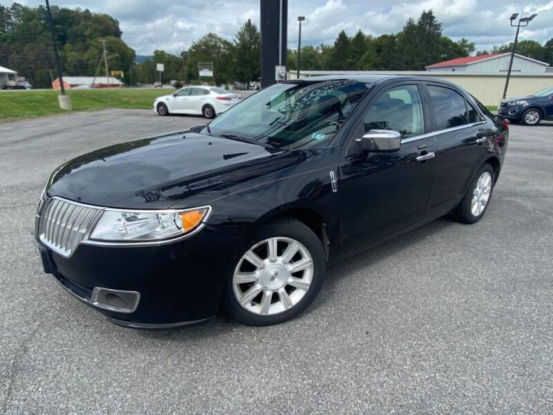 2011 Lincoln MKZ for sale at Alexandria Auto Mart LLC in Alexandria PA