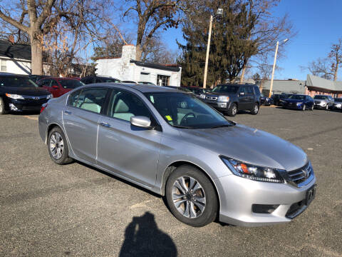 2014 Honda Accord for sale at Chris Auto Sales in Springfield MA