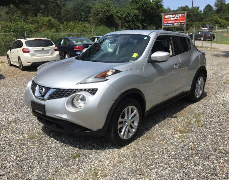 2015 Nissan JUKE for sale at Arden Auto Outlet in Arden NC