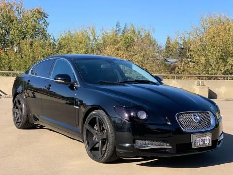2011 Jaguar XF for sale at AutoAffari LLC in Sacramento CA