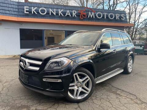2016 Mercedes-Benz GL-Class for sale at Ekonkar Motors in Scotch Plains NJ