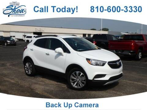 2019 Buick Encore for sale at Erick's Used Car Factory in Flint MI