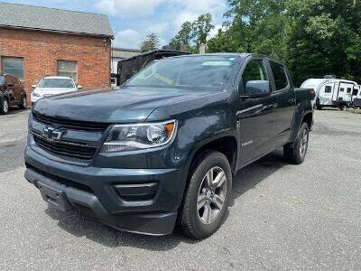 2018 Chevrolet Colorado for sale at Worthington Air Automotive Inc in Williamsburg MA