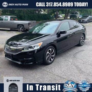 2016 Honda Accord for sale at INDY AUTO MAN in Indianapolis IN