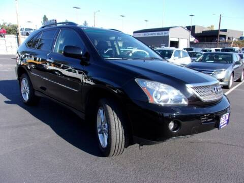 2008 Lexus RX 400h for sale at Delta Auto Sales in Milwaukie OR