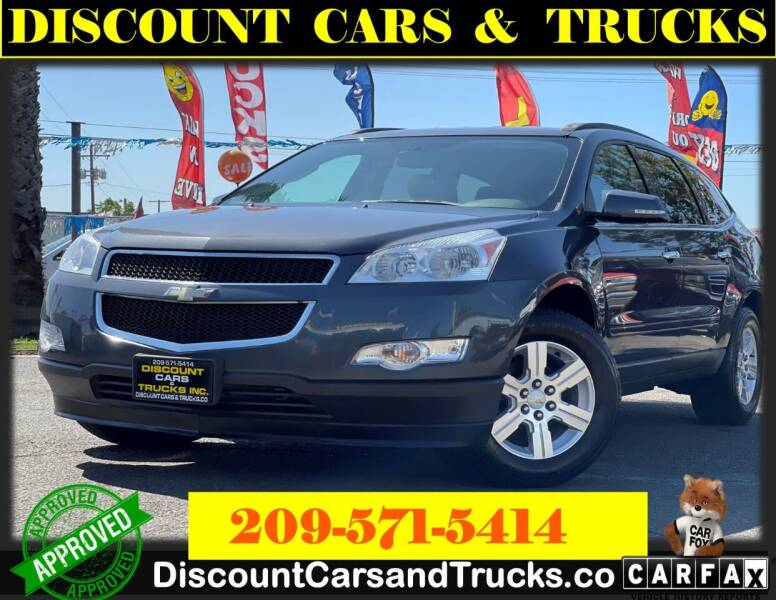 2011 Chevrolet Traverse for sale at Discount Cars & Trucks in Modesto CA