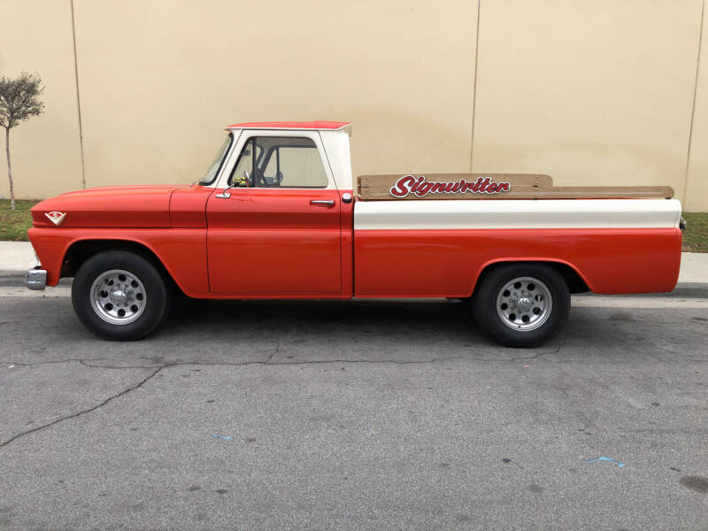 1964 GMC C/K 1500 Series for sale at HIGH-LINE MOTOR SPORTS in Brea CA