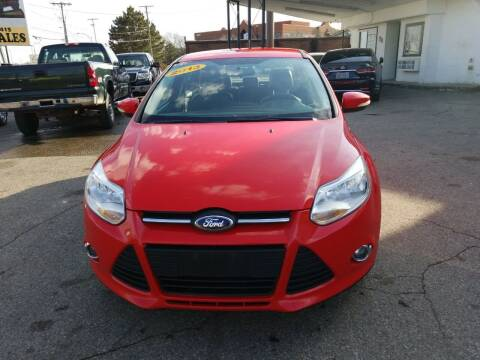 2013 Ford Focus for sale at Kellis Auto Sales in Columbus OH