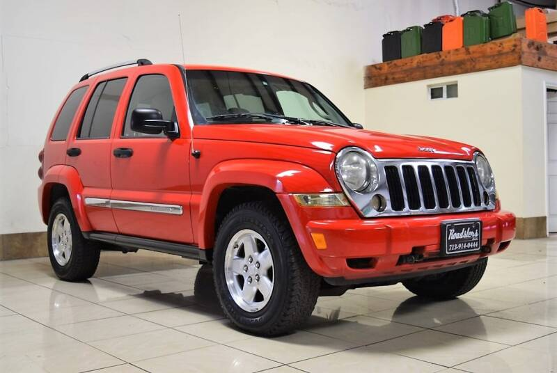 2005 Jeep Liberty Limited 4WD 4dr SUV w/ 22F - Houston TX