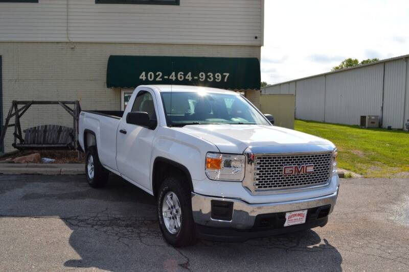 2015 GMC Sierra 1500 for sale at Eastep's Wheels in Lincoln NE