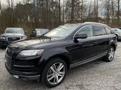 2011 Audi Q7 for sale at Car Online in Roswell GA