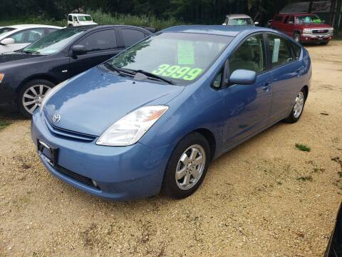2005 Toyota Prius for sale at Northwoods Auto & Truck Sales in Machesney Park IL