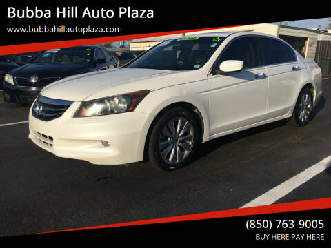 2011 Honda Accord for sale at Bubba Hill Auto Plaza in Panama City FL