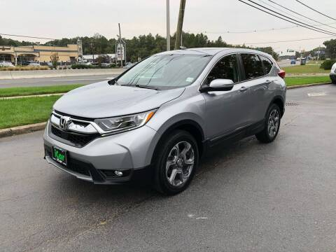 2018 Honda CR-V for sale at iCar Auto Sales in Howell NJ