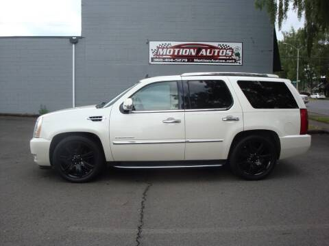 2007 Cadillac Escalade for sale at Motion Autos in Longview WA