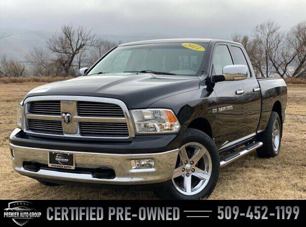 2011 RAM Ram Pickup 1500 for sale at Premier Auto Group in Union Gap WA