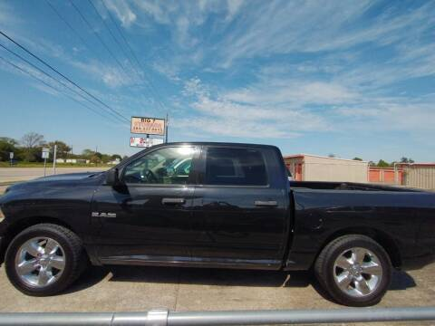 2009 Dodge Ram Pickup 1500 for sale at BIG 7 USED CARS INC in League City TX