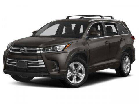 2019 Toyota Highlander for sale at Bergey's Buick GMC in Souderton PA