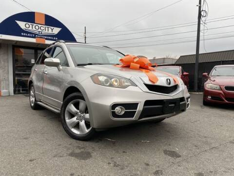 2011 Acura RDX for sale at OTOCITY in Totowa NJ