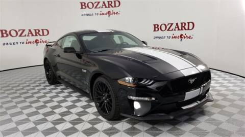 2020 Ford Mustang for sale at BOZARD FORD in Saint Augustine FL