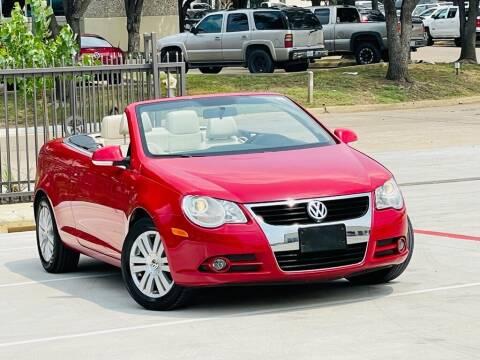2007 Volkswagen Eos for sale at Texas Drive Auto in Dallas TX