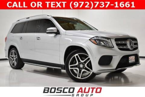 2017 Mercedes-Benz GLS for sale at Bosco Auto Group in Flower Mound TX
