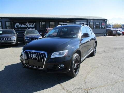 2014 Audi Q5 for sale at Central Auto in South Salt Lake UT