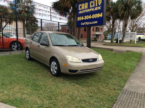 2006 Ford Focus for sale at Car City Autoplex in Metairie LA