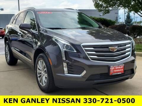 2018 Cadillac XT5 for sale at Ken Ganley Nissan in Medina OH
