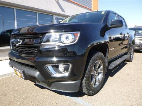 2017 Chevrolet Colorado for sale at Torgerson Auto Center in Bismarck ND