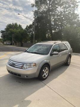 2008 Ford Taurus X for sale at Suburban Auto Sales LLC in Madison Heights MI