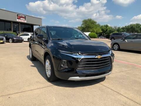 2021 Chevrolet Blazer for sale at KIAN MOTORS INC in Plano TX