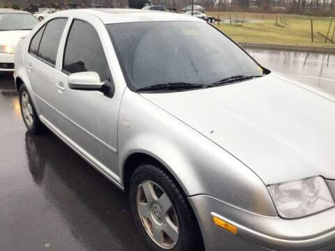 2000 Volkswagen Jetta for sale at D & J AUTO EXCHANGE in Columbus IN