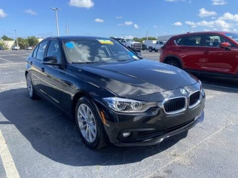 2018 BMW 3 Series for sale at PHIL SMITH AUTOMOTIVE GROUP - Phil Smith Chevrolet in Lauderhill FL