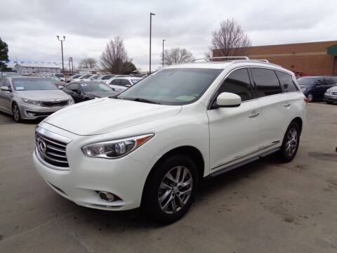 2014 Infiniti QX60 for sale at America Auto Inc in South Sioux City NE