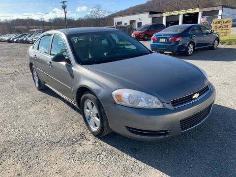 2007 Chevrolet Impala for sale at Ron Motor Inc. in Wantage NJ