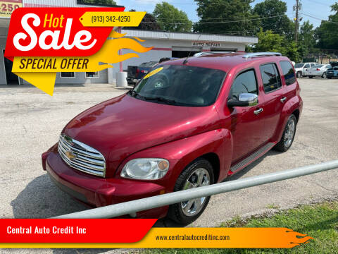 2011 Chevrolet HHR for sale at Central Auto Credit Inc in Kansas City KS