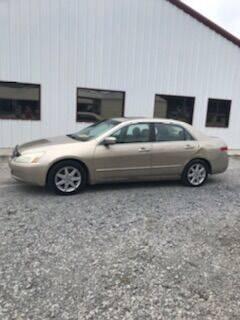 2004 Honda Accord for sale at CAROLINA TOY SHOP LLC in Hartsville SC